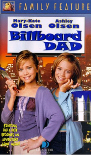 Billboard Dad Family Feature VHS