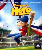 Everyone's Hero 1993 VHS