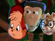 Sheen and chipmunks