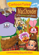 CartoonTales MacChowder DVD cover