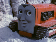 Terence pulling Thomas