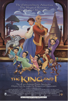 The King And I (1999) Poster