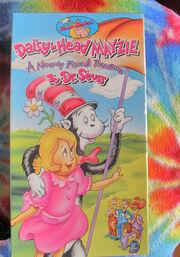 Daisy Head Mayzie VHS