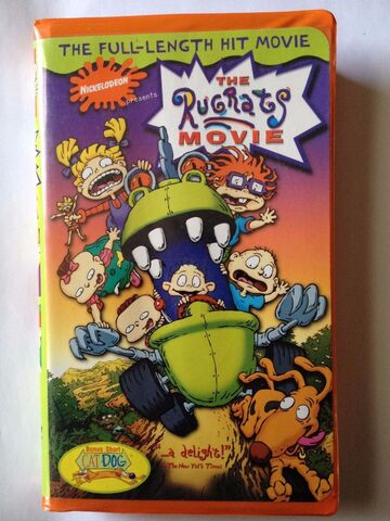 File:The Rugrats Movie VHS.jpg