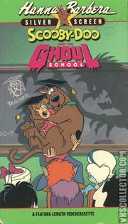 Scooby-Doo And The Goul School VHS Front Cover