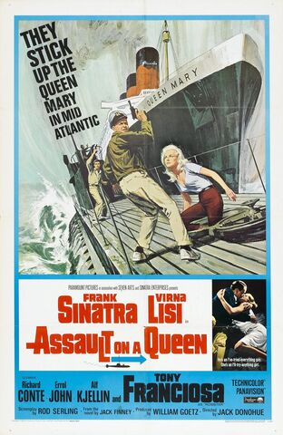 File:1966 - Assault on a Queen Movie Poster.jpg