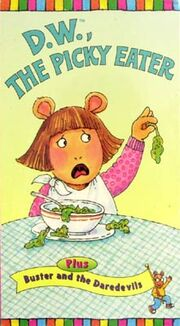 DW the Picky Eater VHS