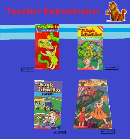 File:Garfield, The Movie, The Magic School Bus Videos, Teacher Extrodinaire.png