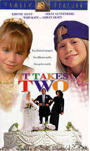 It Takes Two, 20th Century Fox Family Feature Tape, 2000 VHS