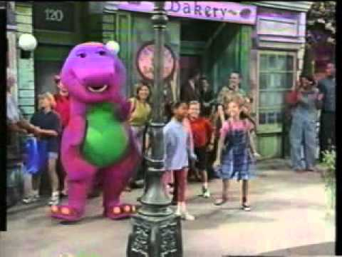 File:Walk Around the Block with Barney Preview.jpg
