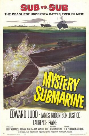 File:1963 - Mystery Submarine Movie Poster.jpg