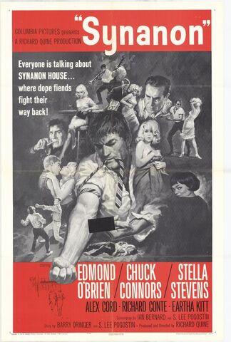 File:1965 - Synanon Movie Poster.jpg