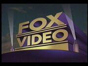 Fox Video 1993-1995 Logo