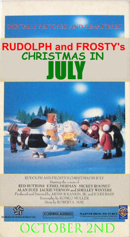 File:Rudolph and frosty's christmas in july re-release 1998 poster.jpg