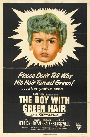 File:1948 - The Boy with Green Hair Movie Poster.jpg