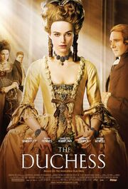 2008 - The Duchess Movie Poster