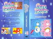 Care Bears - The Birthday VHS