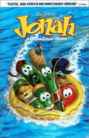 Jonah a veggietales movie vhs