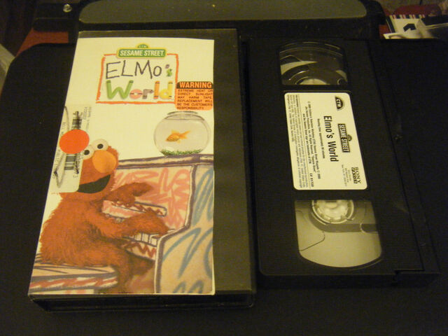 File:Elmo's World VHS.jpg