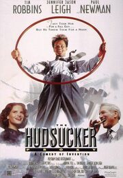 1994 - The Hudsucker Proxy Movie Poster