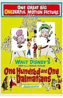 File:One Hundred and One Dalmatians movie poster - Copy.jpg