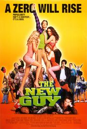 2002 - The New Guy Movie Poster