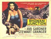 1956 - Bhowani Junction Movie Poster