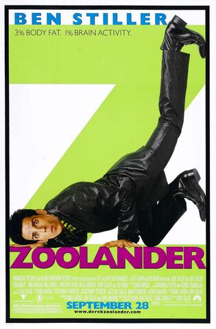 File:2001 - Zoolander Movie Poster.jpg