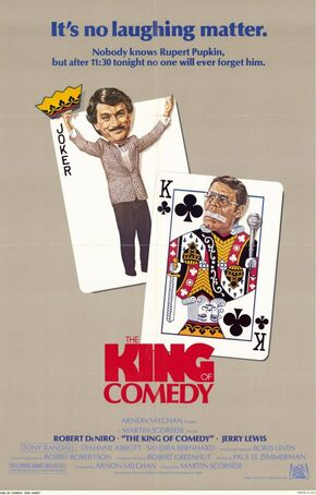 1982 - The King of Comedy
