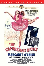 The Unfisished Dance (1947) Movie Poster