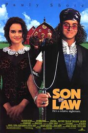 1993 - Son in Law Movie Poster