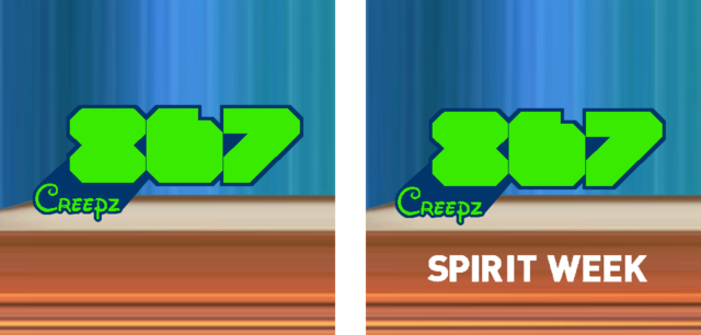 File:867 Creepz Spirit Week Logos (REDO).png