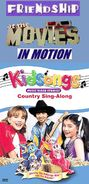 Friendship At The Movies In Motion - Kidsongs Country Sing Along