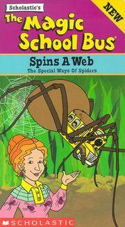 Spins A Web VHS