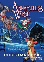 Annabelle's Wish 1996 Theatrical Poster
