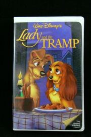 Lady And The Tramp Video