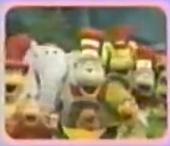 The Wubbulous World of Dr. Seuss Season 2 Cast (Nick Jr 1998) (Version 2)