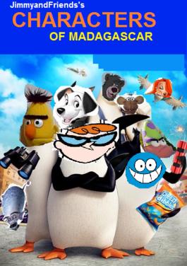 File:Characters of madasgascar poster.png