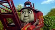 Rocky CGI face