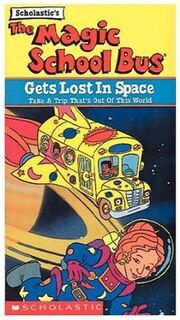 The Magic School Bus, Lost In Space