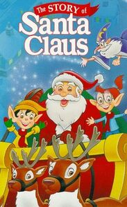 The story of santa claus vhs