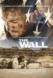 2017 - The Wall Movie Poster