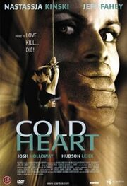 Cold heart dvd cover