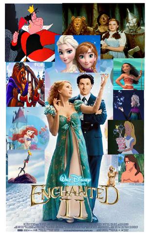 File:Fake Enchanted II Poster.png