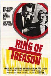 1964 - Ring of Treason Movie Poster
