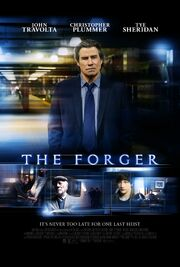 2015 - The Forger Movie Poster