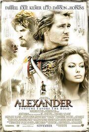 2004 - Alexander Movie Poster