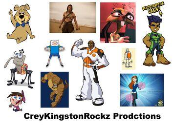 CreyKingstonRockz Prodctions