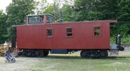 Equipment Roster - Central Vermont Caboose