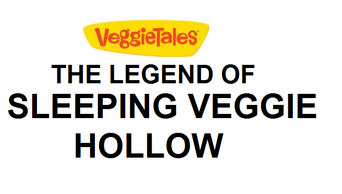 Legend of sleeping veggie hollow logo